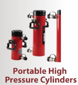 Portable High Pressure Cylinders